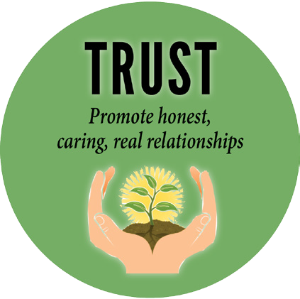 Core Value 1 - Trust